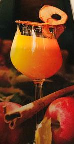 Der frische & wärmende Apfelmost des Küchenchefs