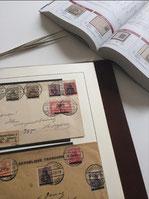 Album de timbre, pincette et catalogue de cotation