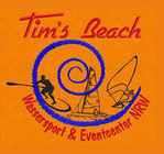 Logo Tim's Beach Wassersport & Eventcenter NRW