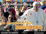 La alegría de ser misionero