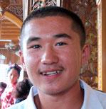 uigurischer Schüler Mir zha Ti