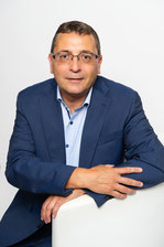 Portrait: Thorsten Schröder, 1. Vorsitzender der BürgerUnion