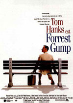 """Affiche du film """"Forrest Gump"""" (DR)"""