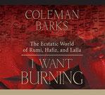 CD: I Want Burning
