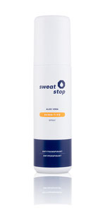 Antitranspirant Körperspray