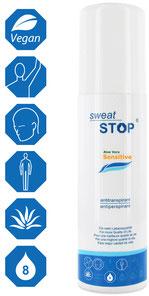Hitzewallungen Körperspray