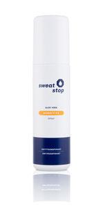 Körpergeruch Körperspray