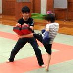キックボクシング格闘技