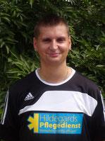 Daniel Gönnersdorf kam zu seinem ersten Saisoneinsatz