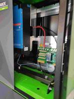 Greenrock Salzwasser mit Victron Batterie Laderegler Inverter Alternative zu Lithium