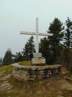 Pillsteinhöhe Gipfelkreuz, Weiterwanderung Zwölferhorn