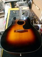 Réglage guitare acoustique
