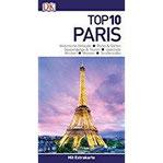 Top 10 Reiseführer Paris mit Extrakarte und kulinarischem Sprachführer zum Herausnehmen