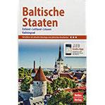Nelles Guide Reiseführer Baltische Staaten Estland, Lettland, Litauen, Kaliningrad
