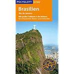 POLYGLOTT on tour Reiseführer Brasilien Mit großer Faltkarte und 80 Stickern