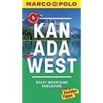 MARCO POLO Reiseführer Kanada West, Rocky Mountains, Vancouver Reisen mit Insider-Tipps. Inklusive kostenloser Touren-App & Events&News