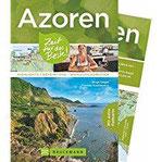 Bruckmann Reiseführer Azoren Zeit für das Beste. Highlights, Geheimtipps, Wohlfühladressen. Inklusive Faltkarte zum Herausnehmen.