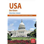Nelles Guide Reiseführer USA Der Osten Mittlerer Westen, Südstaaten (Nelles Guide Deutsche Ausgabe)