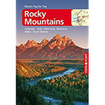 Rocky Mountains – VISTA POINT Reiseführer Reisen Tag für Tag Colorado · Utah · Wyoming · Montana · Idaho · South Dakota