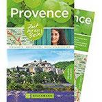 Provence Reiseführer Zeit für das Beste. Highlights, Geheimtipps und Wohlfühladressen. Mit Hotels, Weingütern, Sehenswürdigkeiten und jeder Menge Insider-Tipps zur Provence und Provence-Karte.