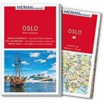 MERIAN momente Reiseführer Oslo Mit Extra-Karte zum Herausnehmen
