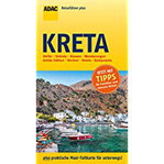 ADAC Reiseführer plus Kreta mit Maxi-Faltkarte zum Herausnehmen