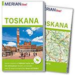 MERIAN live! Reiseführer Toskana Mit Extra-Karte zum Herausnehmen