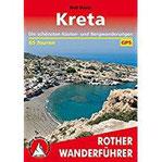 Kreta Die schönsten Küsten- und Bergwanderungen. 65 Touren. Mit GPS-Tracks (Rother Wanderführer)