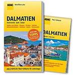 ADAC Reiseführer plus Dalmatien mit Maxi-Faltkarte zum Herausnehmen