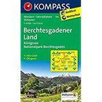 Berchtesgadener Land - Königssee - Nationalpark Berchtesgaden Wanderkarte mit Aktiv Guide, Radrouten und Skitouren. GPS-genau. 1 25000 (KOMPASS-Wanderkarten, Band 794)