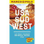 MARCO POLO Reiseführer USA Südwest, Las Vegas, Colorado, New Mexico, Arizona Utah