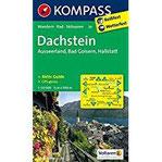 Dachstein - Ausseerland - Bad Goisern - Hallstatt Wanderkarte mit Aktiv Guide, Skitouren und Radrouten. GPS-genau. 1 50000 (KOMPASS-Wanderkarten, Band 20)
