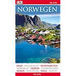 Vis-à-Vis Reiseführer Norwegen mit Mini-Kochbuch zum Herausnehmen
