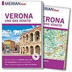 MERIAN live! Reiseführer Verona und das Veneto Mit Extra-Karte zum Herausnehmen