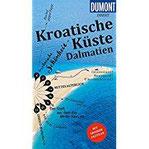 DuMont direkt Vis Reiseführer Kroatische Küste Dalmatien Mit großem Faltplan