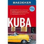 Baedeker Reiseführer Kuba mit GROSSER REISEKARTE