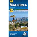 Mallorca MM-Wandern Wanderführer mit GPS-kartierten Wanderungen.