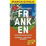 MARCO POLO Reiseführer Franken, Nürnberg, Würzburg, Bamberg Reisen mit Insider-Tipps. Inklusive kostenloser Touren-App & Update-Service
