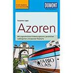 DuMont Reise-Taschenbuch Reiseführer Azoren mit Online-Updates als Gratis-Download