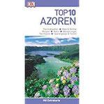 Top 10 Reiseführer Azoren mit Extrakarte und kulinarischem Sprachführer zum Herausnehmen