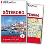 MERIAN live! Reiseführer Göteborg Mit Extra-Karte zm Herausnehmen