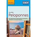 DuMont Reise-Taschenbuch Reiseführer Peloponnes mit Online-Updates als Gratis-Download