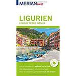 MERIAN live! Reiseführer Ligurien, Cinque Terre, Genua Mit Extra-Karte zum Herausnehmen