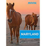 Moon Maryland Including Washington DC (Travel Guide)
