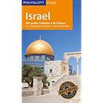 POLYGLOTT on tour Reiseführer Israel Mit großer Faltkarte und 80 Stickern