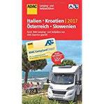 ADAC Camping- und Stellplatzführer Italien, Kroatien, Österreich und Slowenien 2017 (ADAC Campingführer)