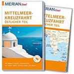 MERIAN live! Reiseführer Mittelmeerkreuzfahrt Östlicher Teil Mit Kartenatlas im Buch und Extra-Karte zum Herausnehmen