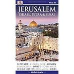 Vis-à-Vis Reiseführer Jerusalem. Israel, Petra & Sinai mit Extrakarte & Mini-Kochbuch