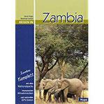 Reisen in Zambia Zambia komplett Alle Nationalparks, interessante Allradstrecken, wertvolle GPS-Daten. Ein Reisebegleiter für Natur und Abenteuer