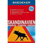 Baedeker Reiseführer Skandinavien, Norwegen, Schweden, Finnland mit GROSSER REISEKARTE
